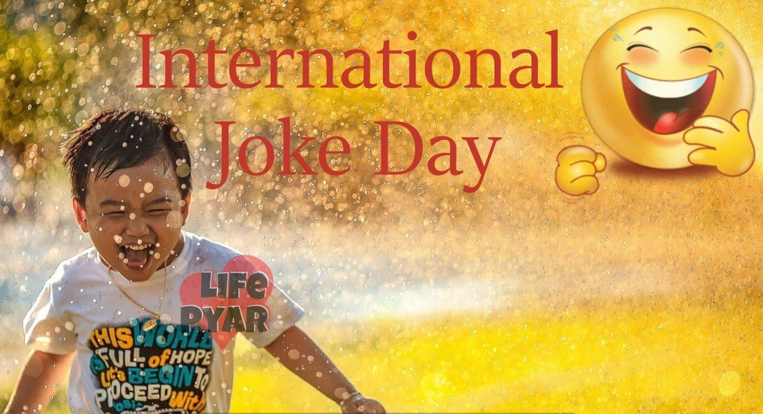 2019 International Joke Day 1 July