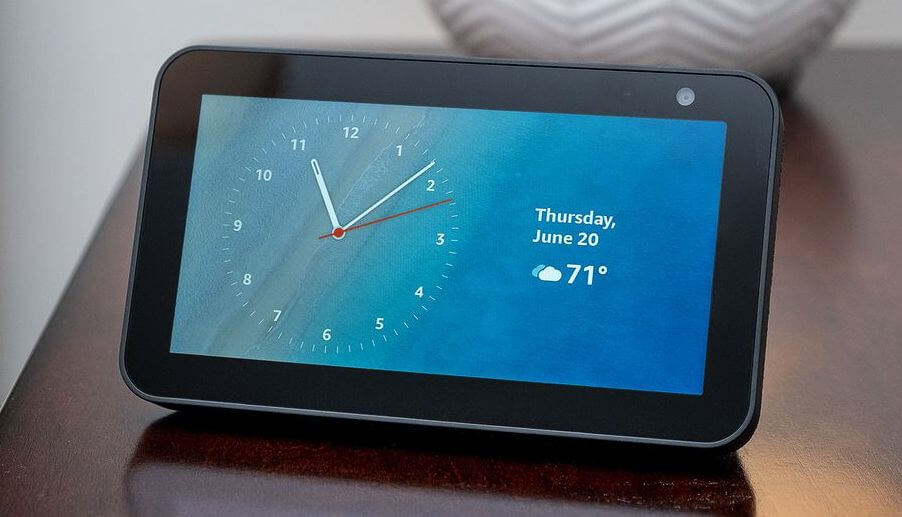 Amazon Echo Show 5 Smart Clock