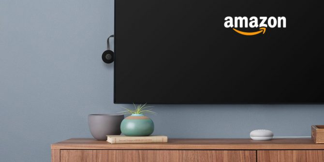 How to Watch Amazon Prime Video on Chromecast Connected TV?