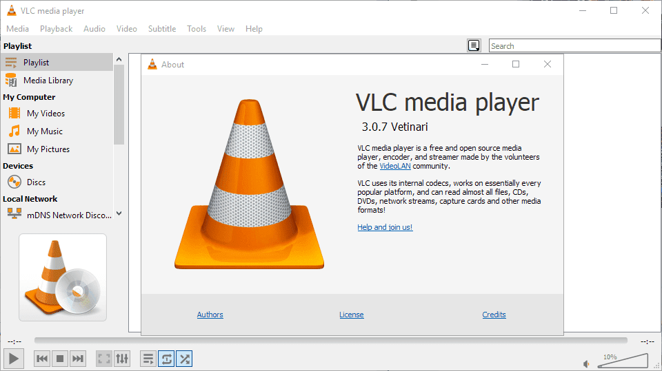 Download VLC on Mac