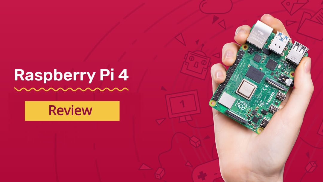 Raspberry Pi 4 (Model B) Review – Tiny, Dual-display Computer