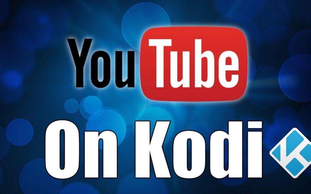 How to Watch YouTube on Kodi? [YouTube Kodi Addon]
