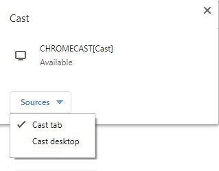 How to Cast Media from Chromebook to Chromecast?
