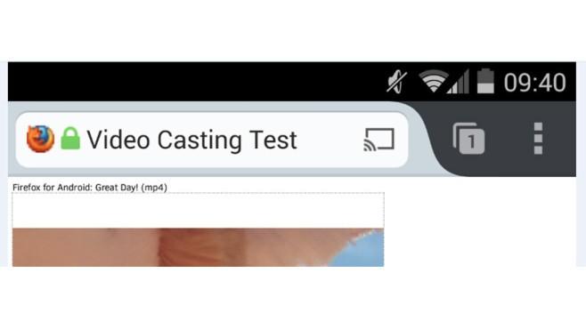 How to Chromecast Firefox to TV?