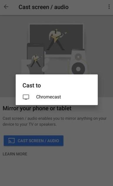 How to Chromecast IPTV to TV